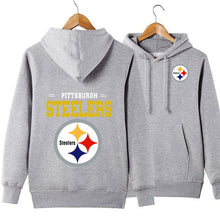 Load image into Gallery viewer, Pittsburgh Steelers Hoodie