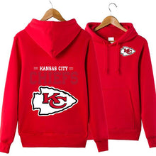 Load image into Gallery viewer, Kansas City Chiefs Hoodie