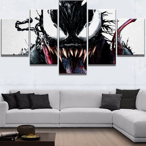 Venom Wall Art Canvas