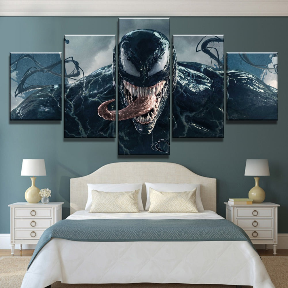 Venom Movie Wall Art Canvas