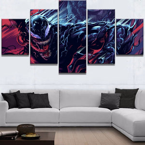 Venom Marvel Comics Wall Canvas