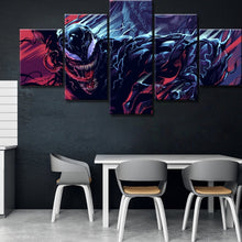 Load image into Gallery viewer, Venom Marvel Comics Wall Canvas