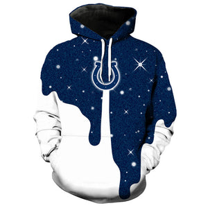 Indianapolis Colts 3D Hoodie – SportsDexter