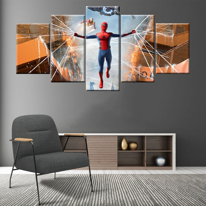 Spiderman Wall Art Canvas 2