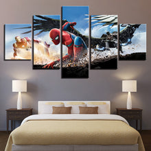 Load image into Gallery viewer, Spiderman Wall Art Canvas 3