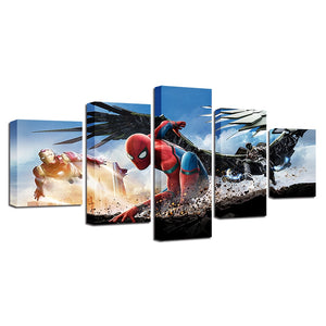 Spiderman Wall Art Canvas 3
