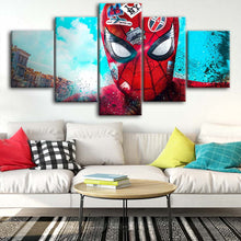 Load image into Gallery viewer, Spiderman Wall Art Canvas 4