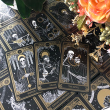 The Marigold Tarot - Gilded Gold Edition