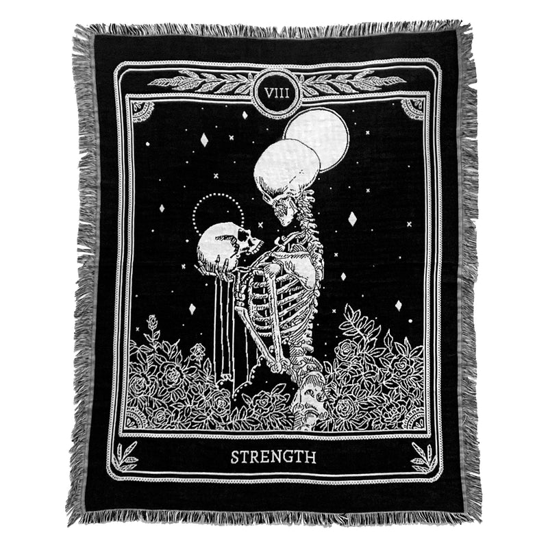 """Strength"" Tapestry"