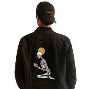 """The Prayer"" Large Embroidered Back Patch"