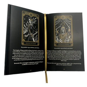 """The Marigold Tarot - A Guide to the Symbolism"" Hardcover"