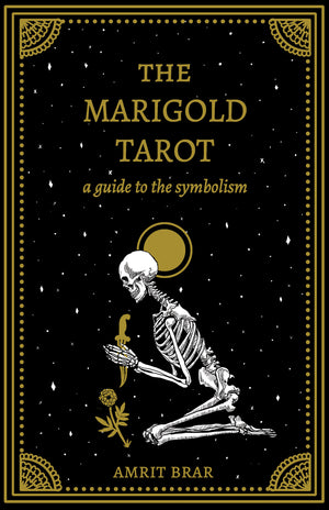 "Gold Gilded Edition - ""The Marigold Tarot"""
