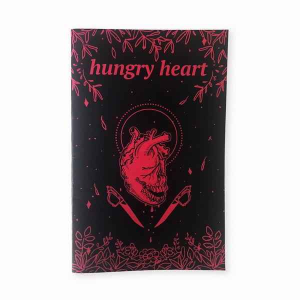 """Hungry Heart"" - the zine"