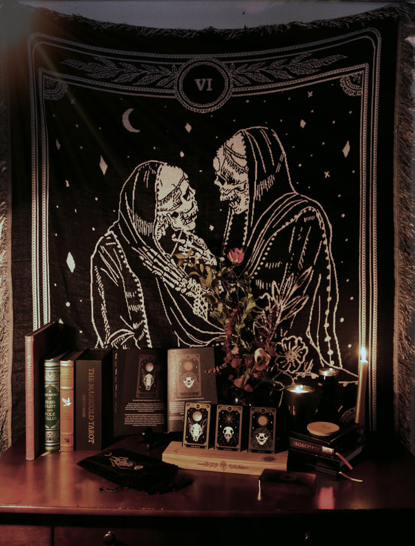 """The Lovers"" Tapestry"