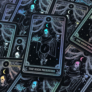 Sticker Pack - Tarot Holographic