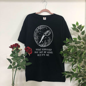 """What Survived"" Tee"