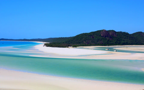 Whitsunday Road trip