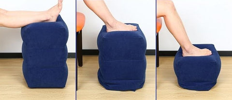 Coussin gonflable pour jambe