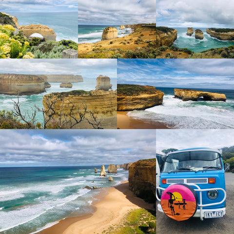 Great Ocean Road road trip Australie