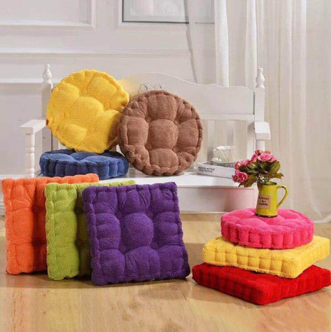 coussin d'assise galette