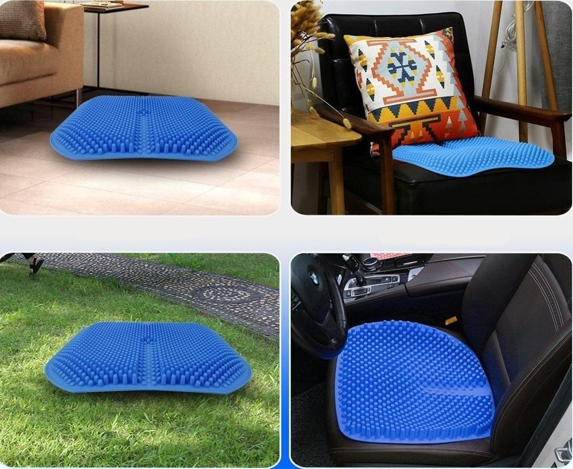 coussin silicone voiture