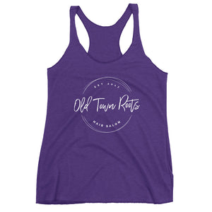 Old Town Roots Women's Racerback Tank