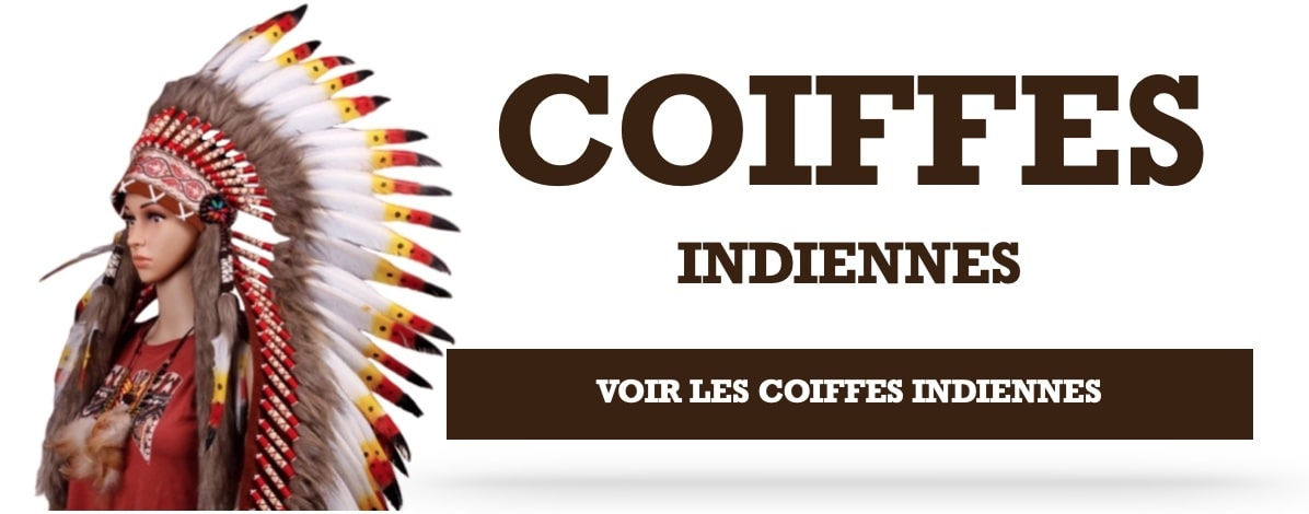 Coiffe Indienne