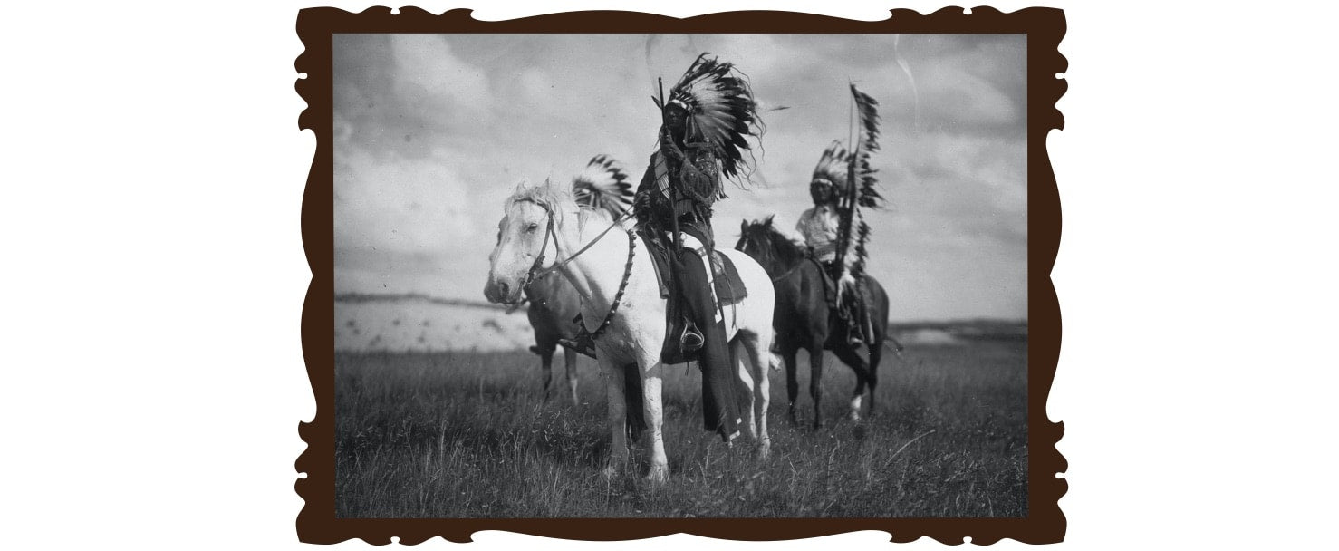 Indiens Sioux