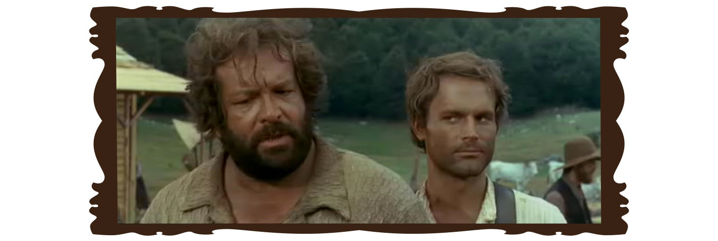 Terence Hill et Bud Spencer
