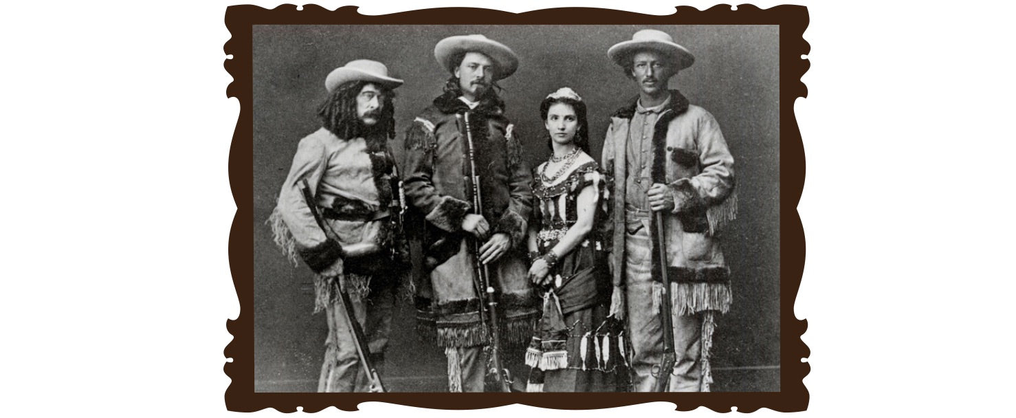 Troupe Buffalo Bill