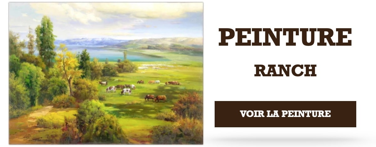 peintures ranch