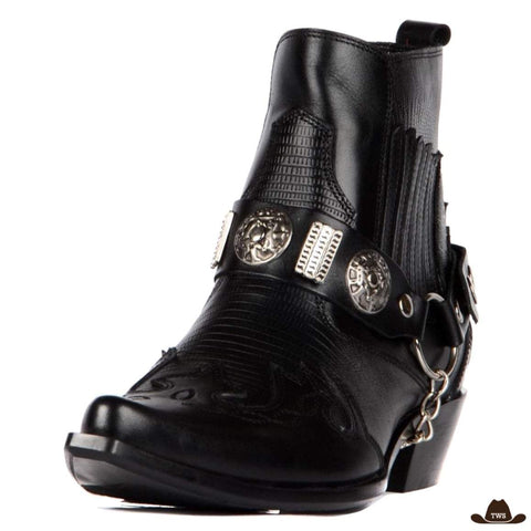 Bottines Cowboy Homme Biker