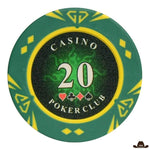 Jetons de Poker Casino 20