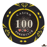 Jetons de Poker Casino 100