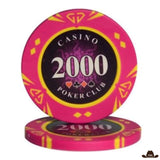 Jetons de Poker Casino 2000