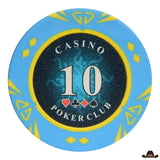 Jetons de Poker Casino 10