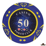 Jetons de Poker Casino 50