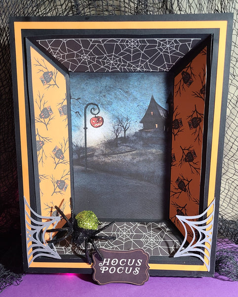 Haunting Shadow Box Frame