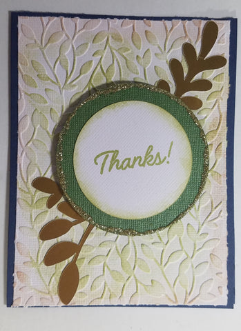 American Crafts Embossing Folder Set with Stamps