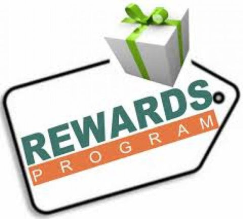 Scrapbook Reward Program