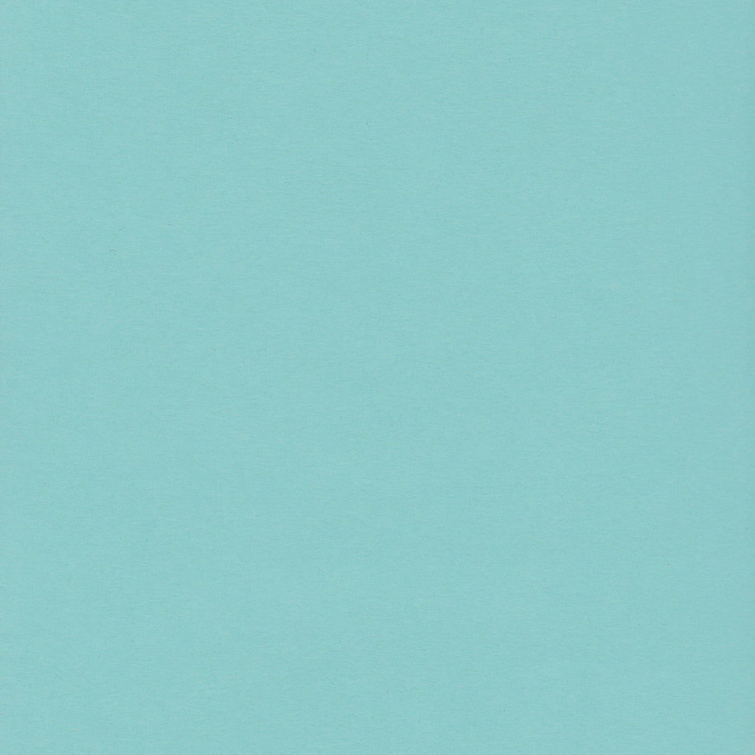 8.5x11 ColorMates Light Awesome Aqua Cardstock