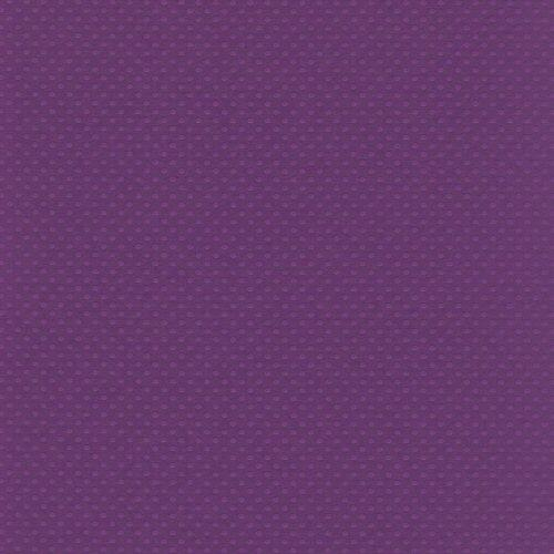 12x12 and 8.5x11 Bazzill Basics Plum Pudding Swiss Dot Cardstock