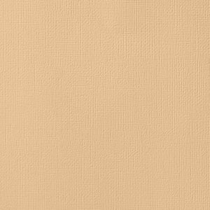 12x12 American Crafts Cardstock Textured Latte