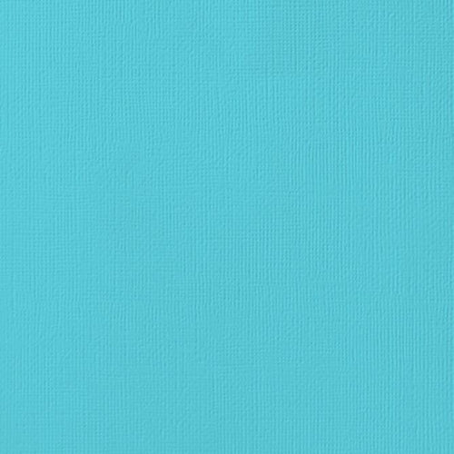 12x12 American Crafts Cardstock Textured Pool
