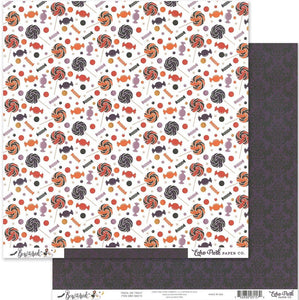 "Echo Park Collection Bewitched Paper 12x12"" Trick Or Treat"