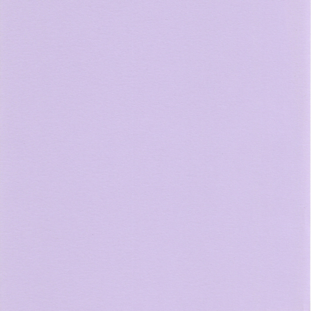 8.5x11 ColorMates Light Lovely Lilac Cardstock