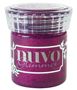 Nuvo Glimmer Paste 1.7oz Plum Spinel