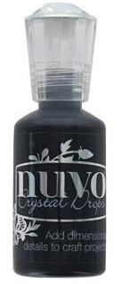 Nuvo 3D Drops Crystal Gloss Ebony Black 1oz