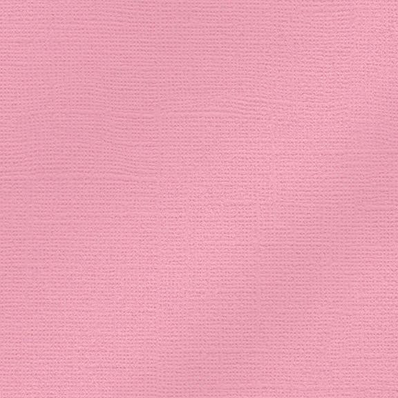 12x12 My Colors Glimmer Pink Delight Cardstock