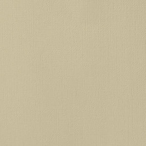 12x12 American Crafts Cardstock Textured Sand